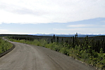 Eagle Plains à Kondile Highway_113