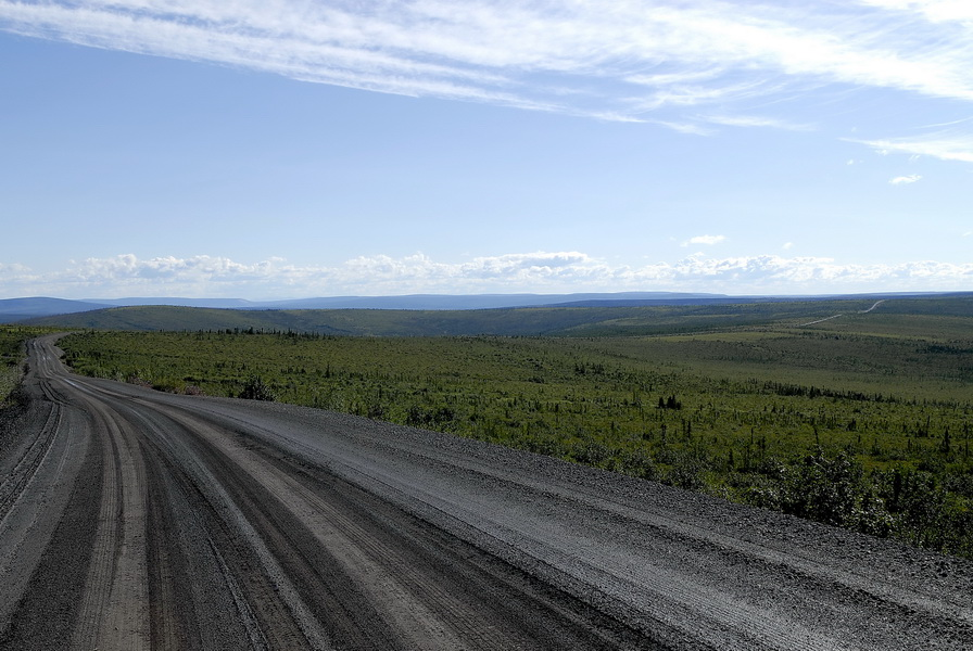 d'Inuvik à Eagle Plains_64